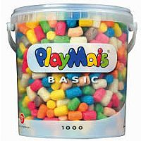 PlayMais 1000pc basic bucket