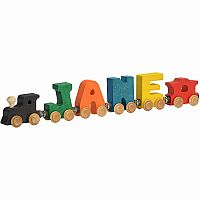 Name Train 4 Pack