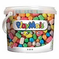 PlayMais 500pc basic bucket