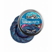 "CA Thinking Putty Coral Reef 2"" Mini Tin"