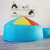 AirFort Circus Beach Ball Fort