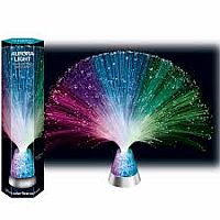 Aurora LIGHT / FIBER OPTIC color change lamp