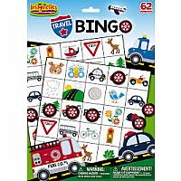 Epoch Imaginetic Magnetic Travel Bingo Game