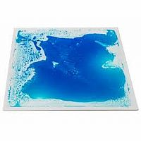 "Blue Surf Floor Tile 20"" by Spooner"