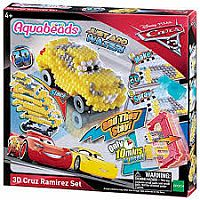 Aquabeads Cars 3 3D Cruz Ramirez Set