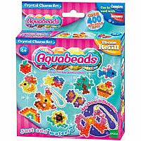 Aquabeads Crystal Charm set refill