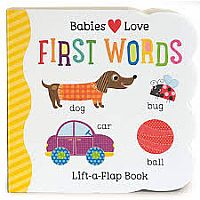 Cottage Door Babies Love First Words