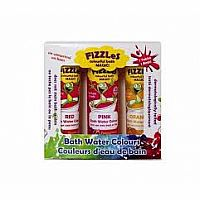 Fizzles Colorful Bath Magic Tablets