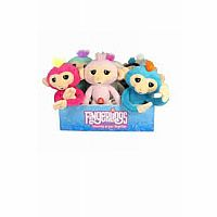 Fingerlings Plush w/sound (Assorted Colors)