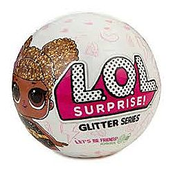 LOL surprise dol glitter series