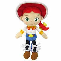 "Disney Pixar Toy Story 8"" Plush Jessie"