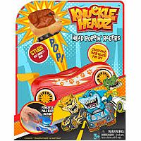 Knuckle Headz Head Poppin' Racers Single Assorted Styles
