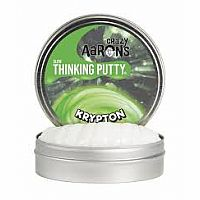 CA Thinking Putty Krypton Glow 3.2 oz Tin