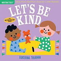 Workman Publishing Indestructibles: Let's Be Kind