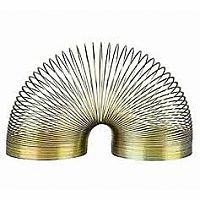 1 inch  Metal Magic Spring mini slinky