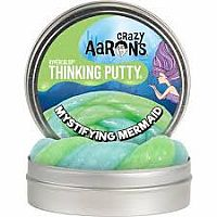 CA Thinking Putty Mystifying Mermaid Hypercolor 3.2 oz Tin