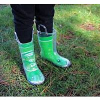 Pals Clear Rain Boots (Assorted Sizes)