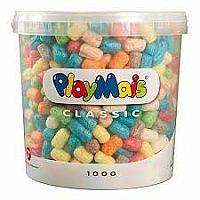 PlayMais 1000pc classic bucket