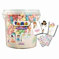 PlayMais 1000pc fashion classic bucket