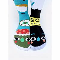Pals socks Size W4-10 M7-12 (Assorted Styles)