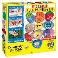Rock Painting Kit Creativity for Kids