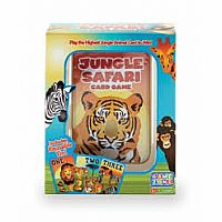 Epoch Jungle Safari Card Game