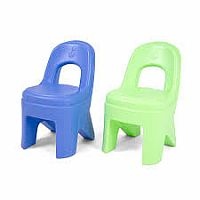 Simplay3 Play Around Chairs - Periwinkle & Lime 2 Pack