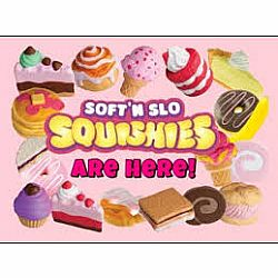 Soft N Slow Squishes Sweet (Assorted Styles)