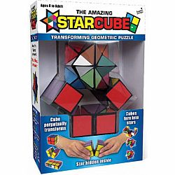 Star Cube Fidget Toy