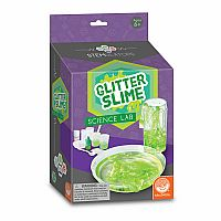 STEMulators: Glitter Slime Lab