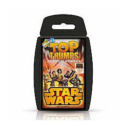 Top Trumps Star Wars Card Game