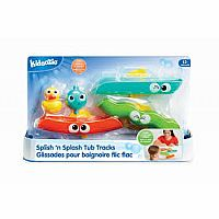Kidoozie Splish 'n splash Tub Tracks