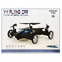 Leading Edge Novelty V-1 Flying Car