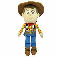 "Disney Pixar Toy Story 15"" Plush Woody"