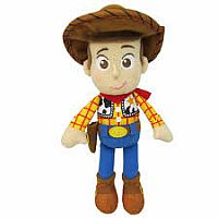"Disney Pixar Toy Story 8"" Plush Woody"